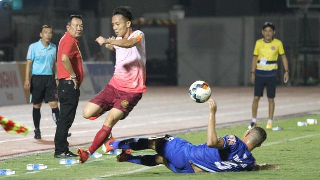 Sài Gòn FC chia điểm với Quảng Nam trên sân nhà - 5