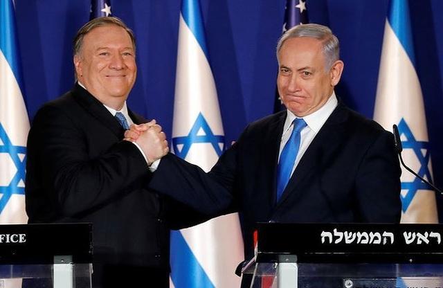 Mỹ từ chối đề nghị sáp nhập Bờ Tây của Israel - 1