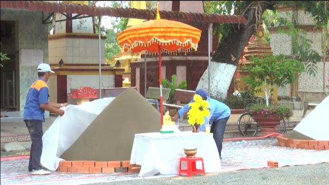 Đồng bào dân tộc Khmer đón Tết cổ truyền Chôl-Chnăm-Thmây - 8