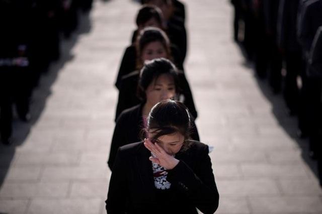 Hàng chục nghìn người Triều Tiên nô nức chào mừng Ngày Ánh Dương - 4