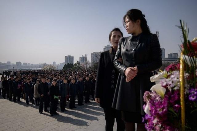 Hàng chục nghìn người Triều Tiên nô nức chào mừng Ngày Ánh Dương - 3