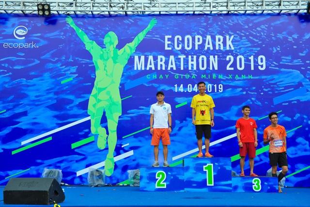 Amix Team Việt Nam tỏa sáng ở giải Ecopark Marathon 2019 - 6