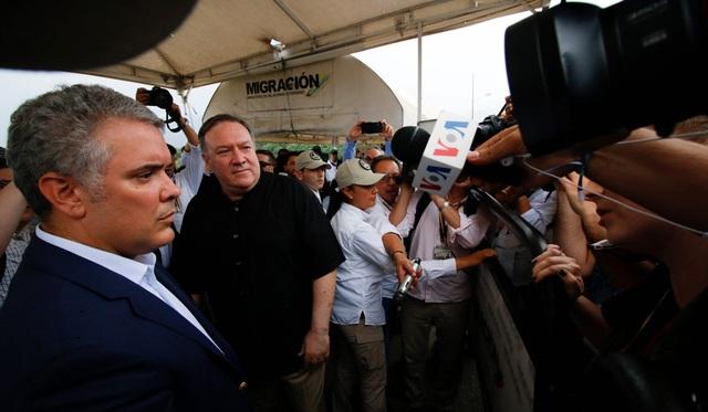 Thăm khu vực giáp Venezuela, Ngoại trưởng Mỹ cảnh báo Cuba, Nga trả giá - Ảnh minh hoạ 2
