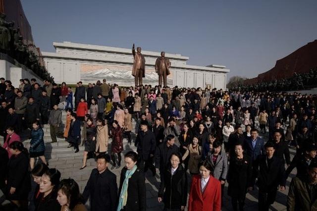 Hàng chục nghìn người Triều Tiên nô nức chào mừng Ngày Ánh Dương - 9