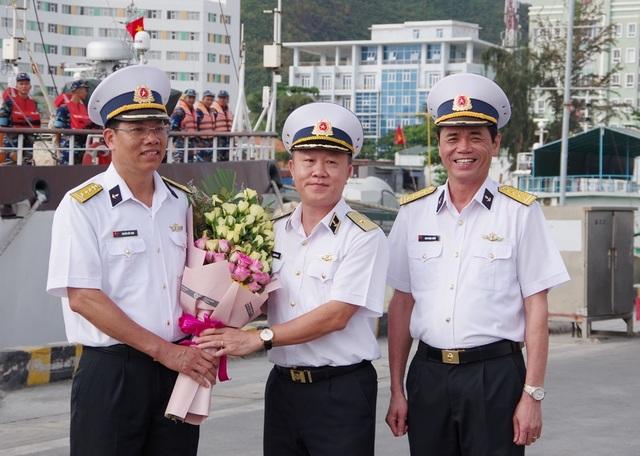 Tàu buồm của Hải quân Việt Nam thăm Singapore, Indonesia - 1