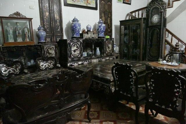 Bí ẩn chiếc long sàng đế vương giá bạc tỷ của đại gia Nam Định - 6