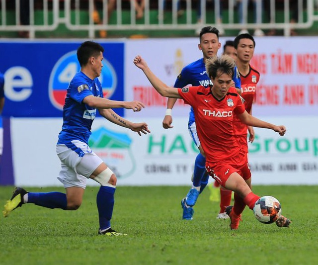 Vòng 1/8 Cúp quốc gia 2019: Xuân Trường tái xuất ở HA Gia Lai - 1