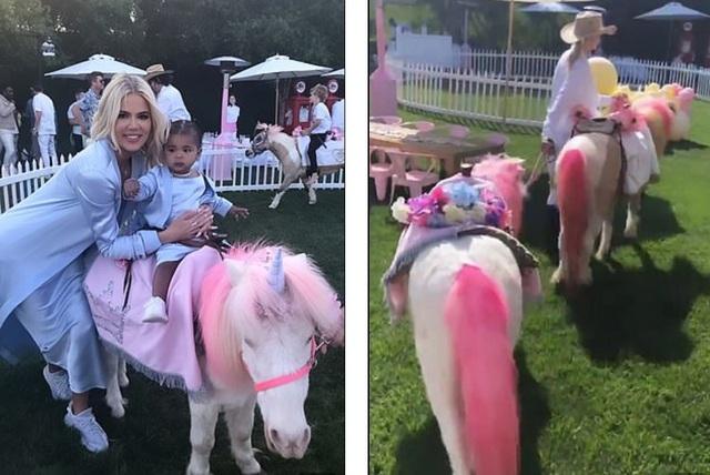 Khloe Kardashian mời bạn trai cũ dự sinh nhật con gái - 6