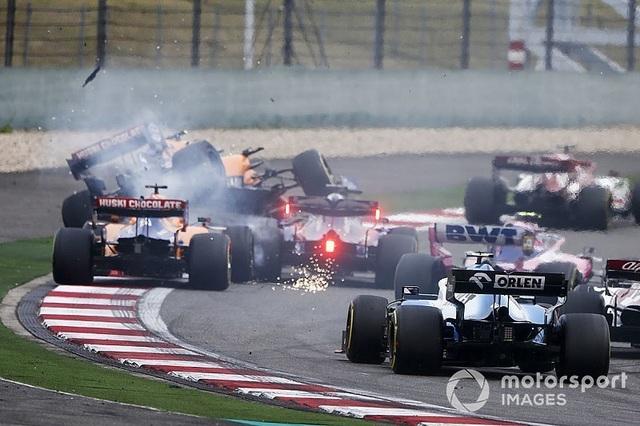 Hamilton thắng thuyết phục tại chặng đua F1 thứ 1000 - 7