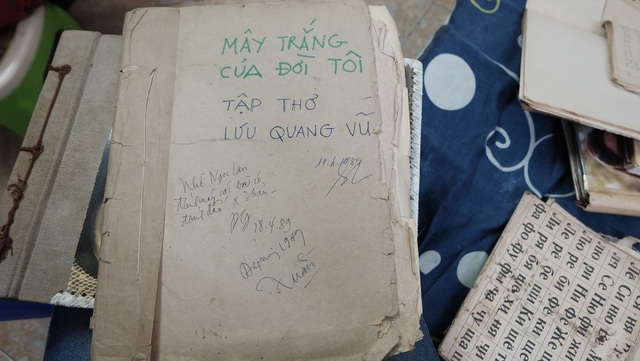 Ngỡ ngàng trước căn phòng đầy ký ức về cố nhà thơ Lưu Quang Vũ - Xuân Quỳnh - 13