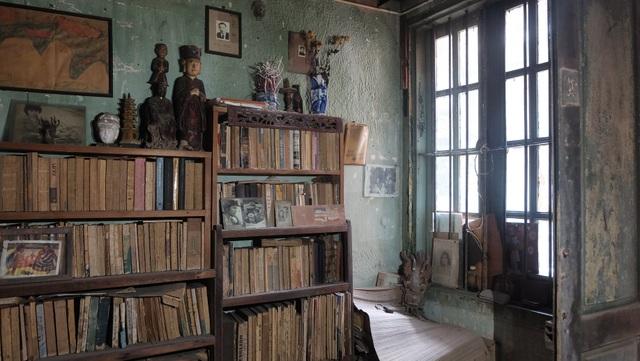 Ngỡ ngàng trước căn phòng đầy ký ức về cố nhà thơ Lưu Quang Vũ - Xuân Quỳnh - 4