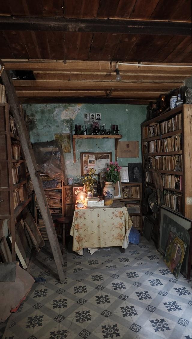 Ngỡ ngàng trước căn phòng đầy ký ức về cố nhà thơ Lưu Quang Vũ - Xuân Quỳnh - 5