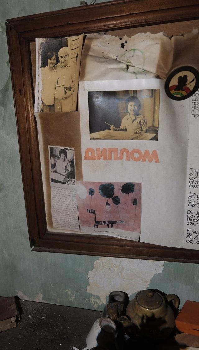 Ngỡ ngàng trước căn phòng đầy ký ức về cố nhà thơ Lưu Quang Vũ - Xuân Quỳnh - 9