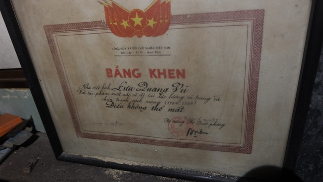 Ngỡ ngàng trước căn phòng đầy ký ức về cố nhà thơ Lưu Quang Vũ - Xuân Quỳnh - 10