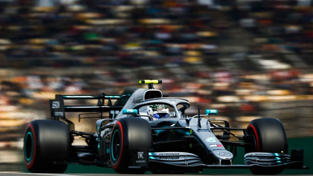 Hamilton thắng thuyết phục tại chặng đua F1 thứ 1000 - 3