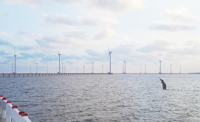 Bạc Liêu xây thêm nhà máy điện gió gần 2.500 tỷ đồng - 2