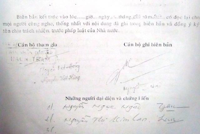 """Lộ dấu hiệu """"quan huyện"""" Phú Quốc cấp đất sai đối tượng, trái pháp luật - 8"""