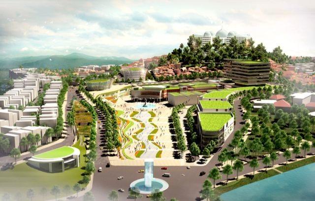 Hàng loạt kiến trúc sư kiến nghị về quy hoạch trung tâm Hòa Bình - Đà Lạt - 1