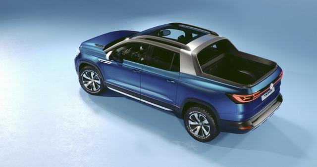 Volkswagen Tarok - Phép thử ở phân khúc bán tải cỡ nhỏ - 7