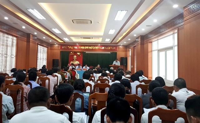 Cát tặc hoành hành ở Quảng Nam
