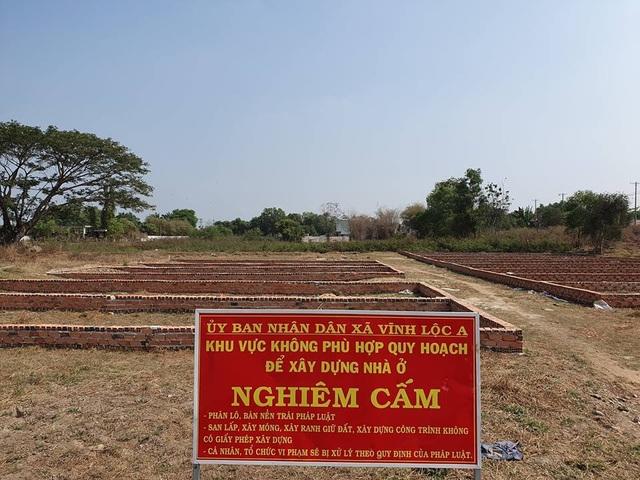 Hàng trăm hecta đất cấm bị xẻ thịt, nhà trái phép mọc... như nấm tại TP.HCM! - 8