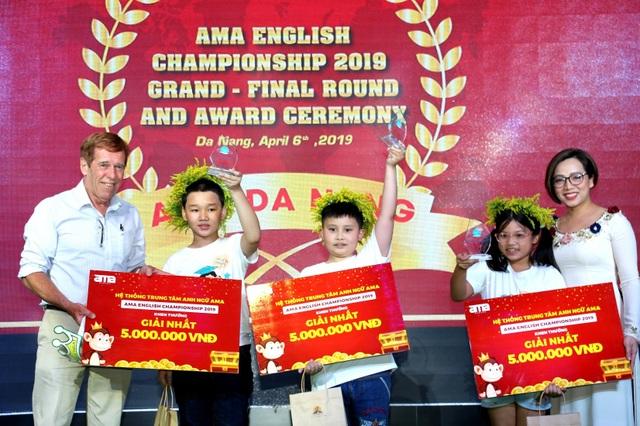 AMA English Championship 2019 - Nơi ươm mầm tài năng tiếng Anh - 4