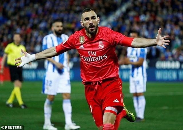 Hòa thất vọng Leganes, Real Madrid xa dần giấc mơ vô địch La Liga - 3