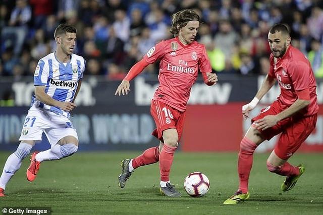 Hòa thất vọng Leganes, Real Madrid xa dần giấc mơ vô địch La Liga - 4