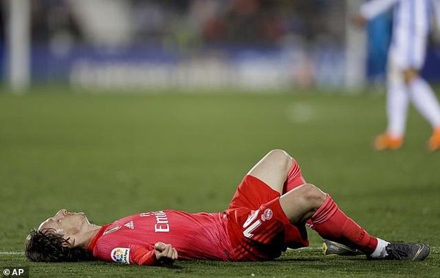 Hòa thất vọng Leganes, Real Madrid xa dần giấc mơ vô địch La Liga - 5