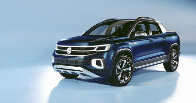 Volkswagen Tarok - Phép thử ở phân khúc bán tải cỡ nhỏ - 3