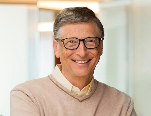 Bill Gates hạnh phúc ở tuổi 63 hơn tuổi 25 chỉ nhờ 4 điều đơn giản - 1