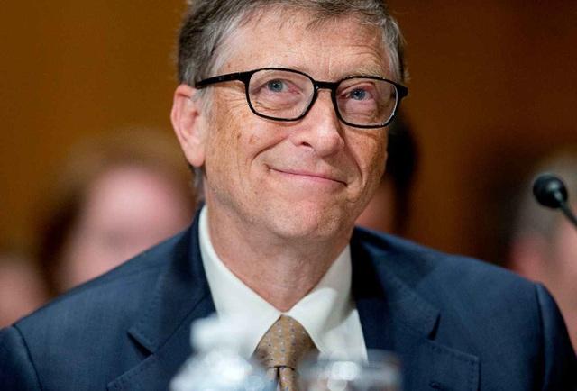 Bill Gates hạnh phúc ở tuổi 63 hơn tuổi 25 chỉ nhờ 4 điều đơn giản - 2