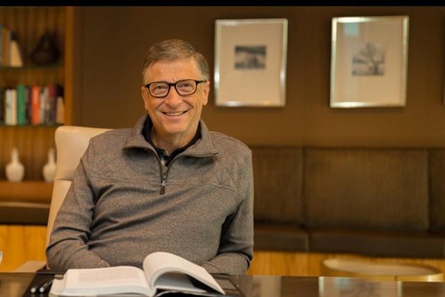 Bill Gates hạnh phúc ở tuổi 63 hơn tuổi 25 chỉ nhờ 4 điều đơn giản - 4