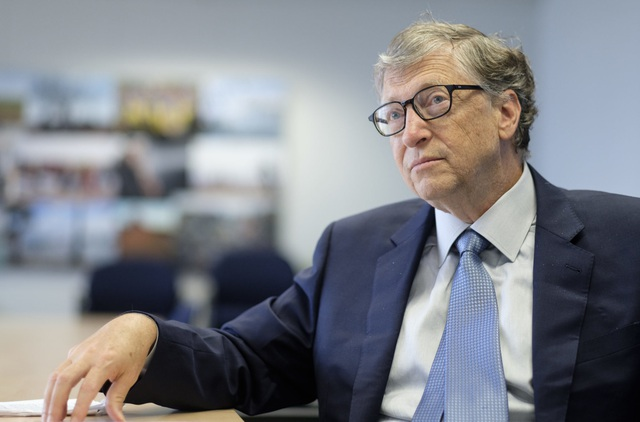 Bill Gates hạnh phúc ở tuổi 63 hơn tuổi 25 chỉ nhờ 4 điều đơn giản - 5