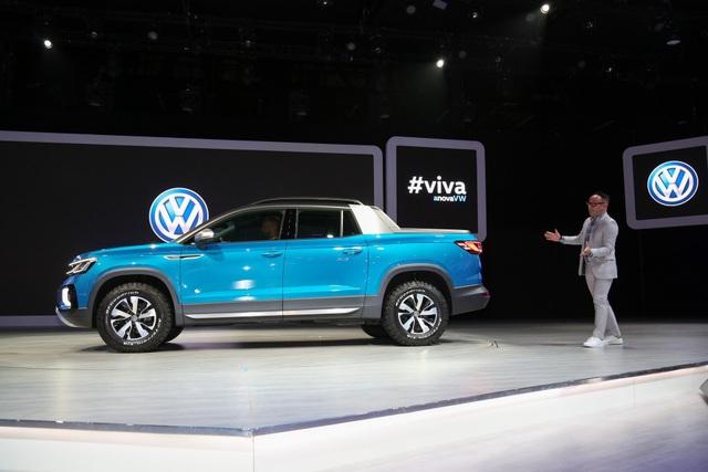 Volkswagen Tarok - Phép thử ở phân khúc bán tải cỡ nhỏ - 1