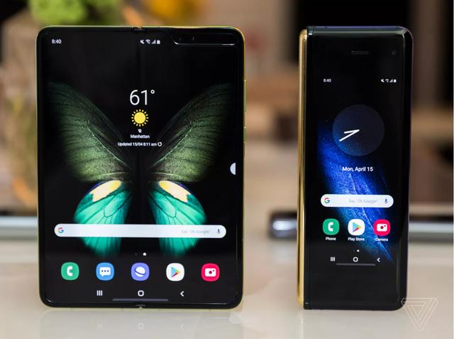Trên tay Samsung Galaxy Fold: Nhiều hơn chỉ một ý tưởng - 6