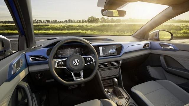 Volkswagen Tarok - Phép thử ở phân khúc bán tải cỡ nhỏ - 8