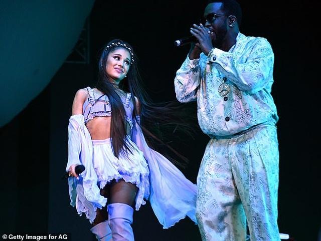 Ariana Grande nhận cát sê 8 triệu USD cho 2 buổi diễn - 7