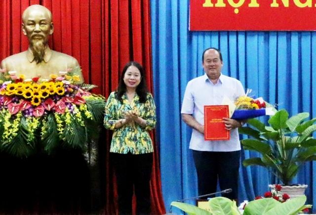 Ông Nguyễn Thanh Bình được giao quyền Chủ tịch UBND tỉnh An Giang - 1