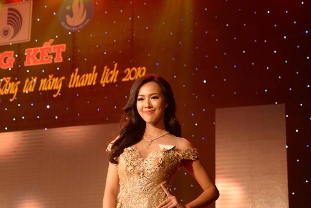 Lộ diện nam thanh nữ tú đăng quang Sinh viên tài năng thanh lịch ĐH Đà Nẵng - 5