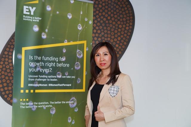 Nữ bác sĩ Việt đầu tiên lọt top Nữ doanh nhân thành công Châu Á – TBD - 1