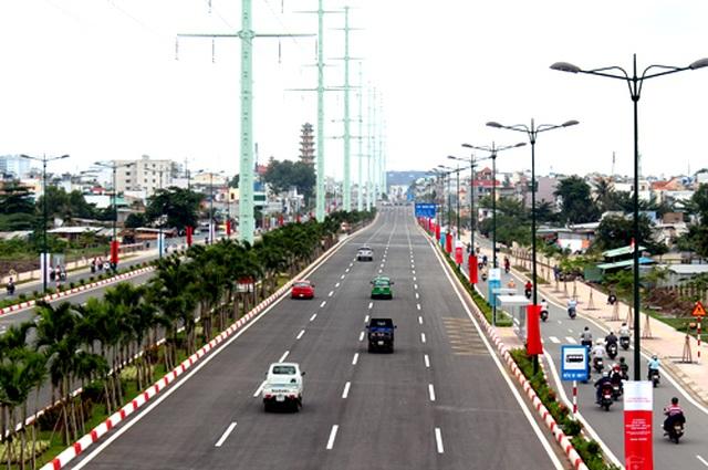 """Đại lộ Phạm Văn Đồng – Cung đường """"vàng"""" sở hữu các dự án bất động sản cao cấp - 1"""