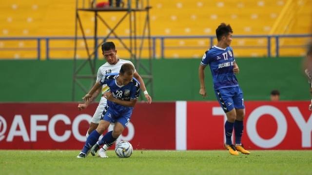 B.Bình Dương phải thắng để duy trì hy vọng vào vòng knock-out AFC Cup