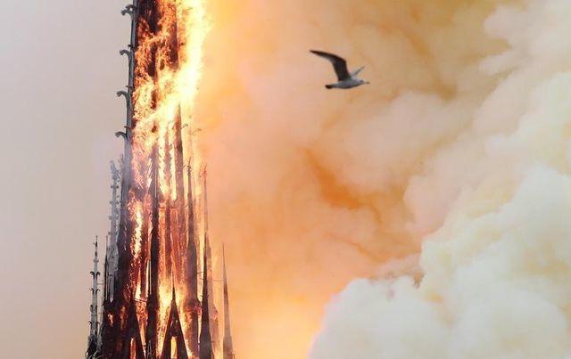 Vụ cháy nhà thờ Đức Bà Paris: Nhiều tour du lịch đi Pháp phải thay đổi lịch trình - 1