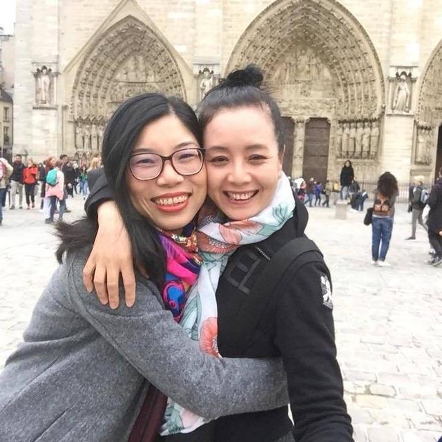 Nghệ sĩ Việt thảng thốt khi hay tin Nhà thờ Đức Bà Paris bốc cháy - 4