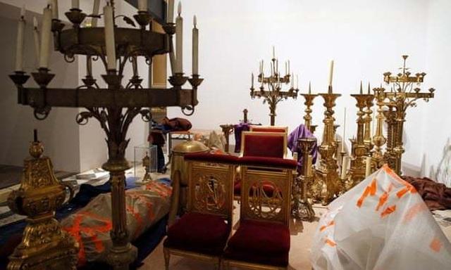 """Số phận những """"báu vật"""" trong Nhà thờ Đức Bà Paris sau hỏa hoạn - 2"""