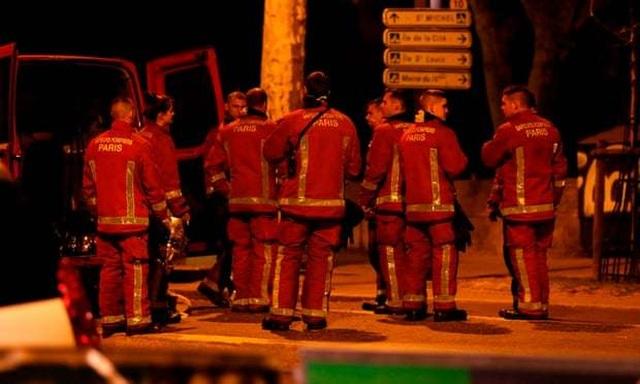 Những hình ảnh đầu tiên bên trong Nhà thờ Đức Bà Paris sau hỏa hoạn dữ dội - 14
