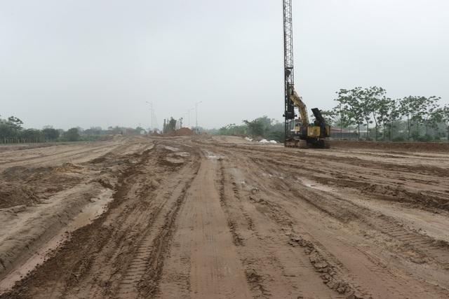 Toàn cảnh tuyến đường Xa La - Nguyễn Xiển đến cao tốc Pháp Vân - Cầu Giẽ qua Khu đô thị Mường Thanh Thanh Hà - 7