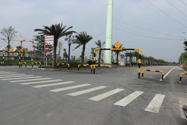 Toàn cảnh tuyến đường Xa La - Nguyễn Xiển đến cao tốc Pháp Vân - Cầu Giẽ qua Khu đô thị Mường Thanh Thanh Hà - 6