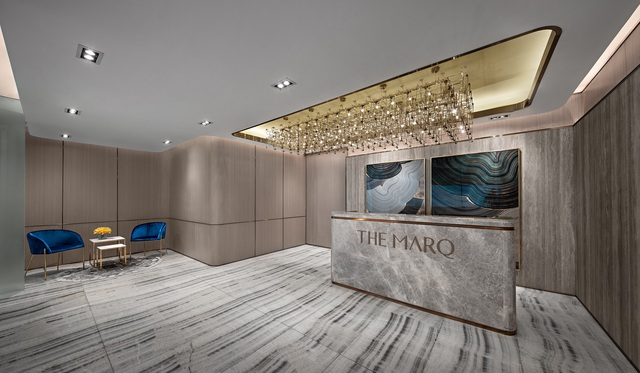 Hongkong Land ra mắt khu nhà mẫu dự án The Marq tại TP. HCM - 1
